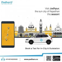 Taxi Services In Jodhpur For Local And Outstation